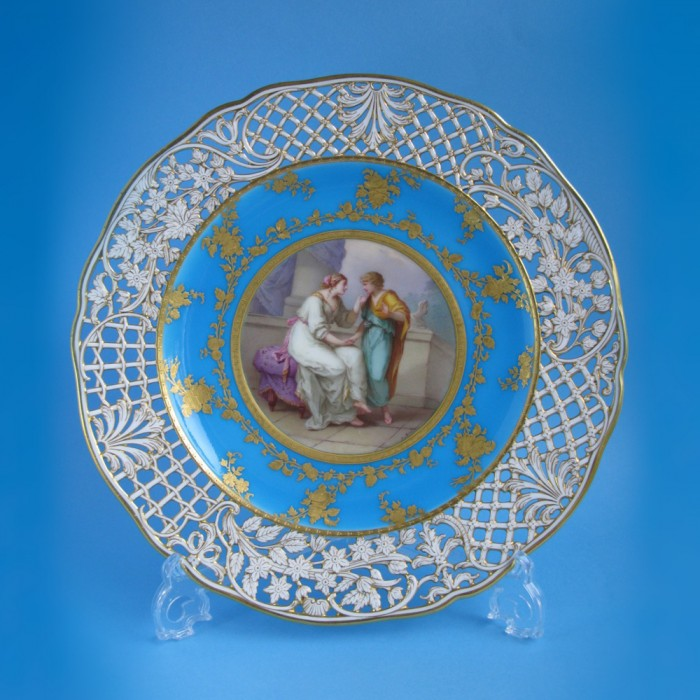 SOLD – Minton Plate