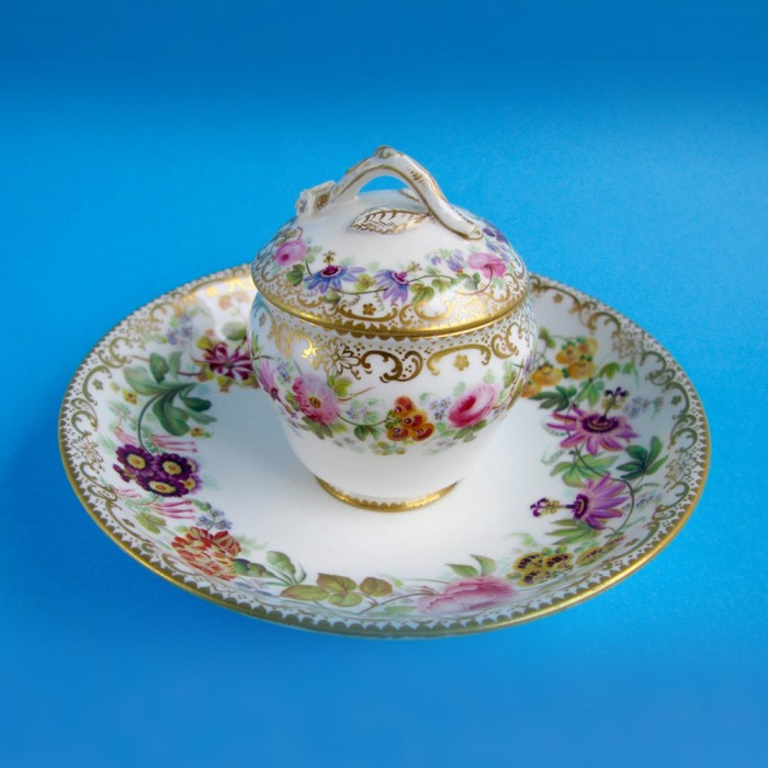 SOLD – Minton Inkwell