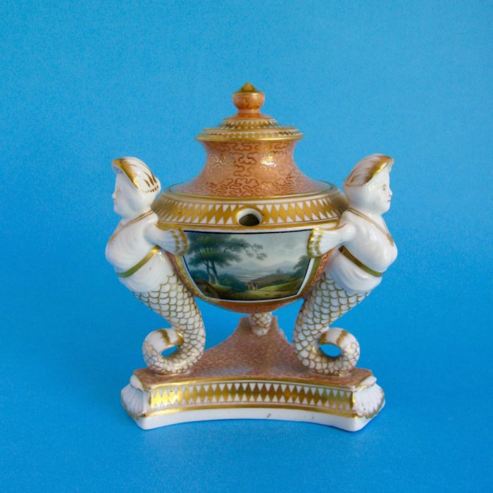 SOLD – Chamberlain Worcester inkwell