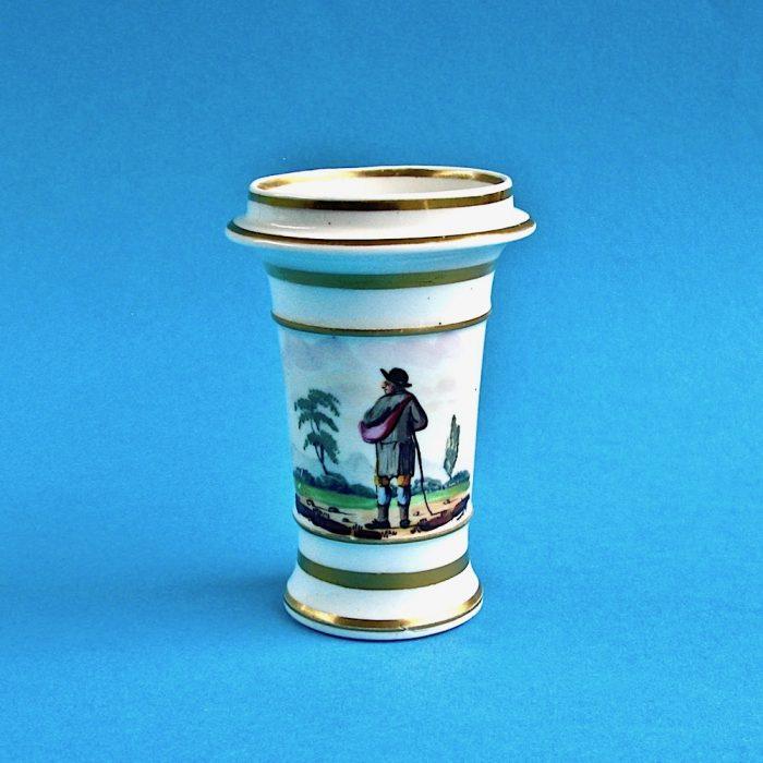 Item No. 2004 – Staffordshire spill vase