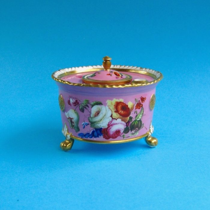 Item No. 1894 – Minton inkwell