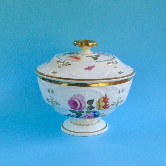 Item No. 1759 – Tureen and cover attributed to R & J Clews