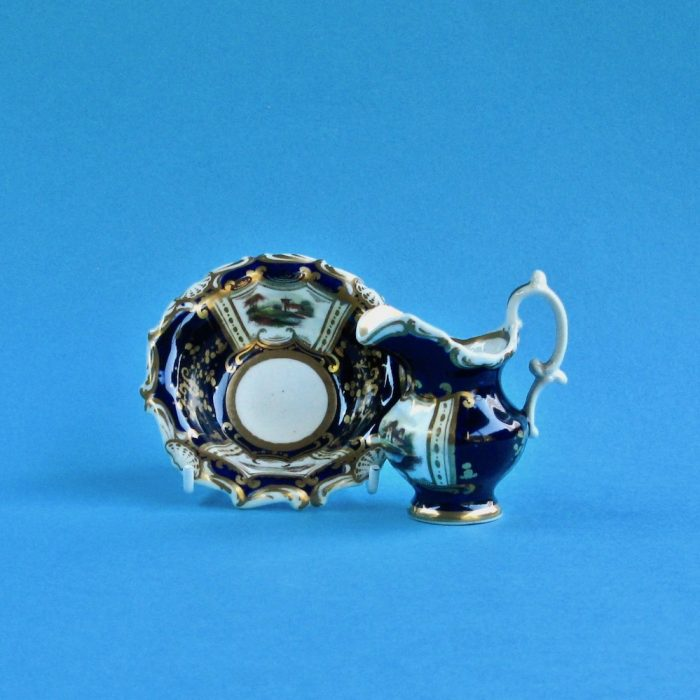 SOLD – Alcock miniature jug and bowl