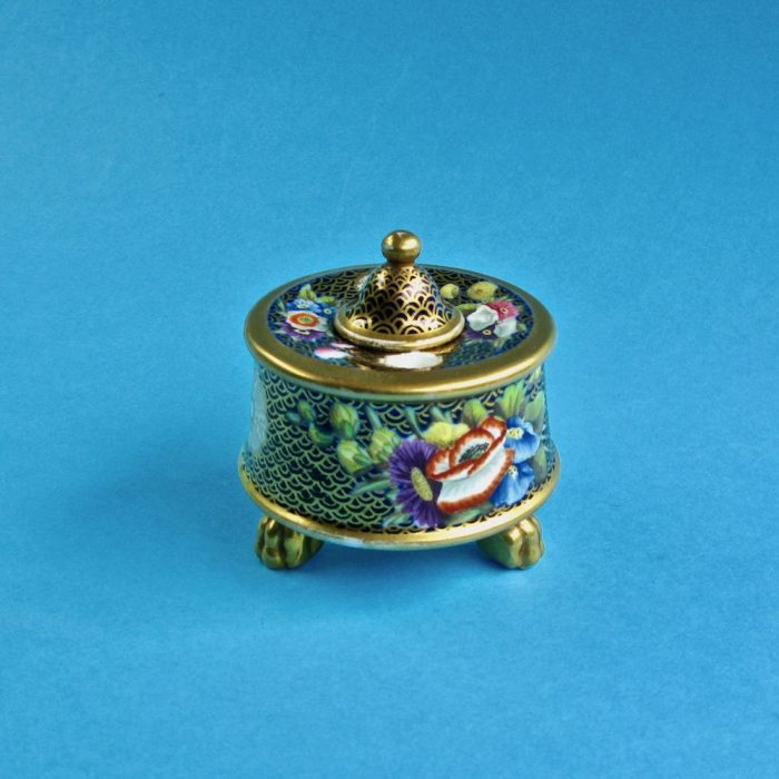Item No. 2095- Spode inkwell