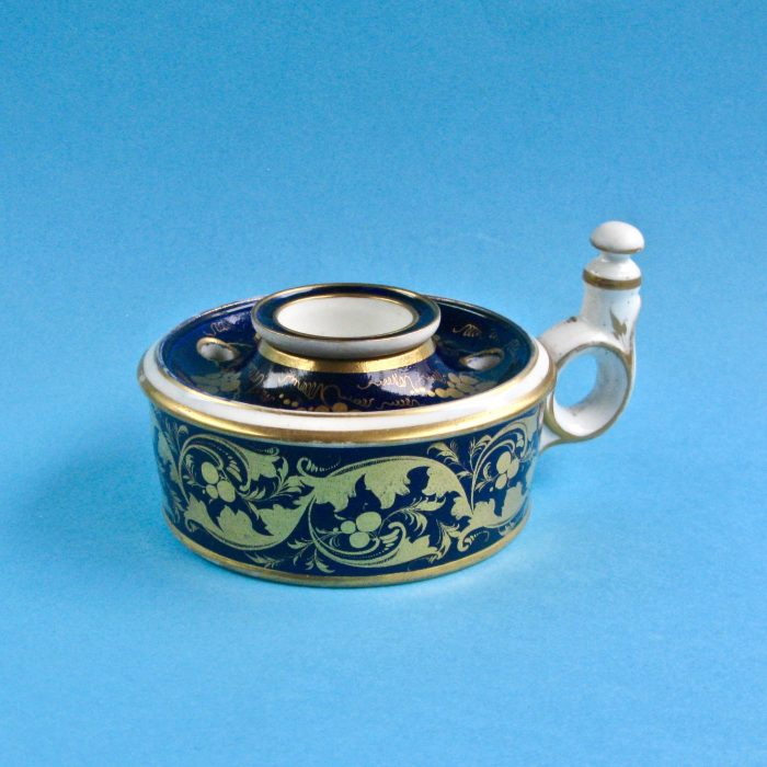 Item No. 1846 – Derby inkwell