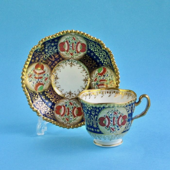 Sold – Flight Barr and Barr cup and saucer