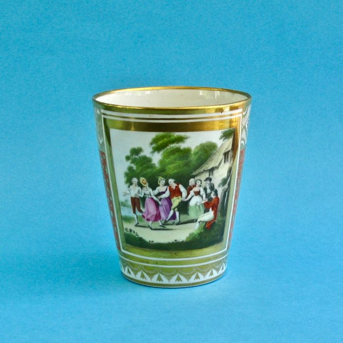 SOLD – Chamberlain Worcester tumbler
