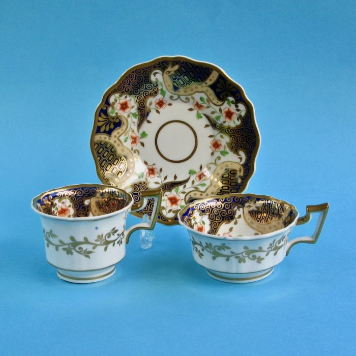 Item No. 1872 – Ridgway trio