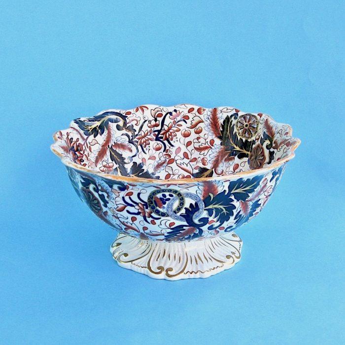 Item No. 991 – Copeland and Garrett bowl
