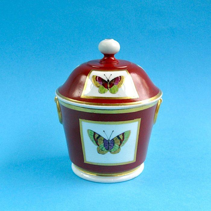 Item No. 2025 – Spode sugar box