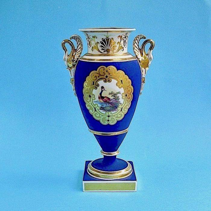 Item No. 2027 – Chamberlain Worcester vase