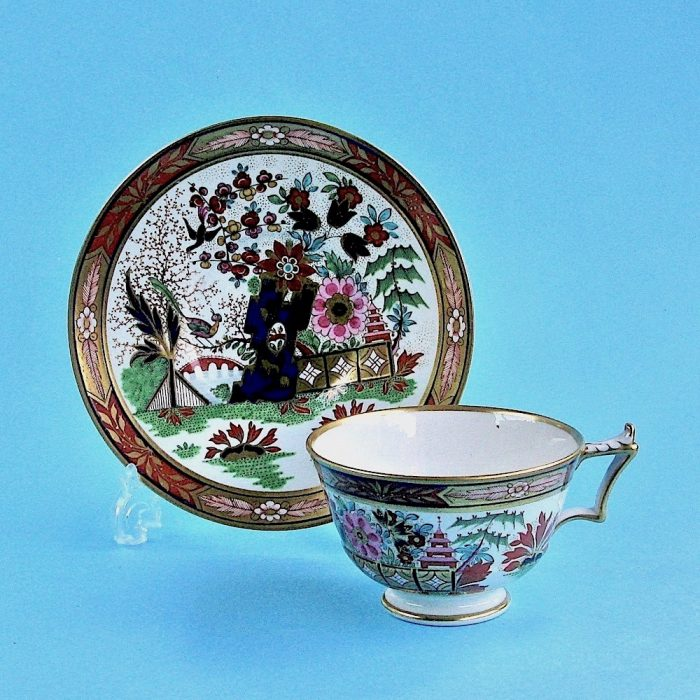 Item No. 2100 – Flight Barr and Barr cup and saucer