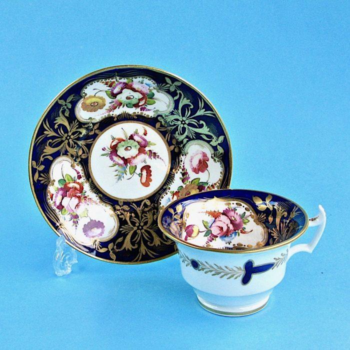Item No. B508 – Coalport cup and saucer