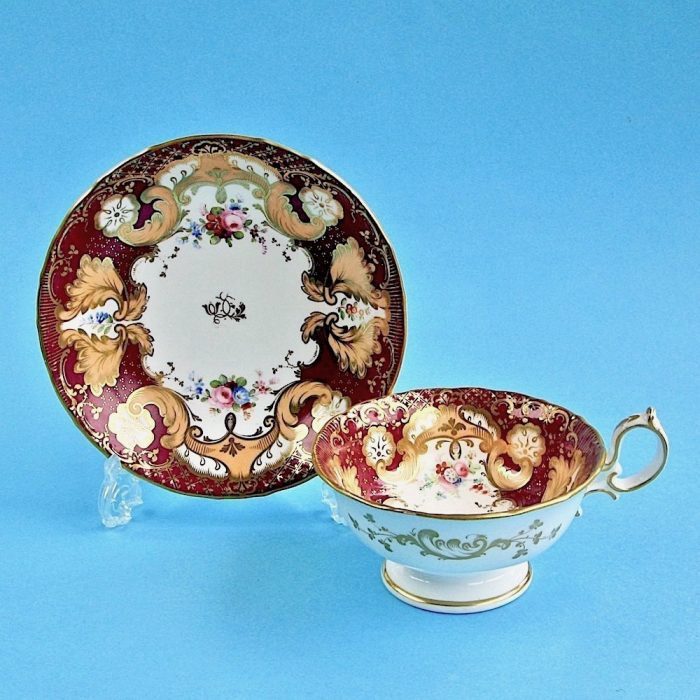 Sold – Minton cup and saucer