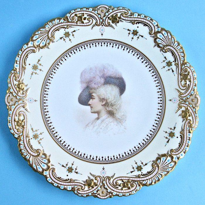 Item No. B516 – Copeland cabinet plate
