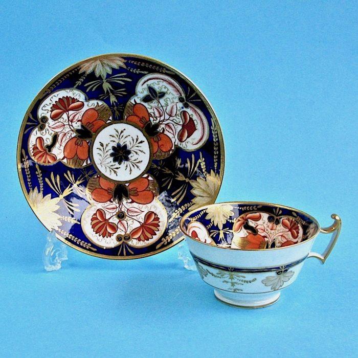 Item No. 1916 – Coalport cup and saucer