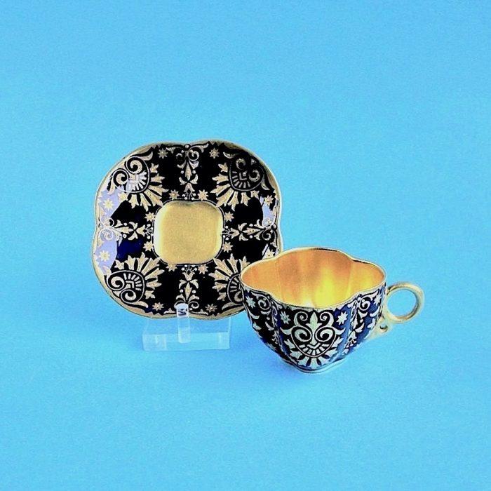 Item No. B509 – Coalport miniature cup and saucer